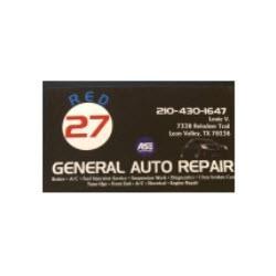 Red 27 Auto Repair (LVG)